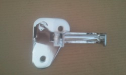 BRACKET  ASSY   FRONT RIGHT  FOOTBOARD